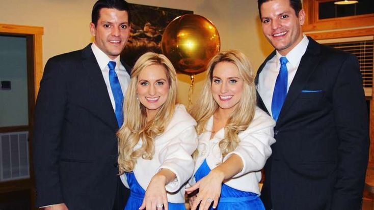 Double Proposal! Identical Twin Brothers Pop the Question to Identical Twin Sisters