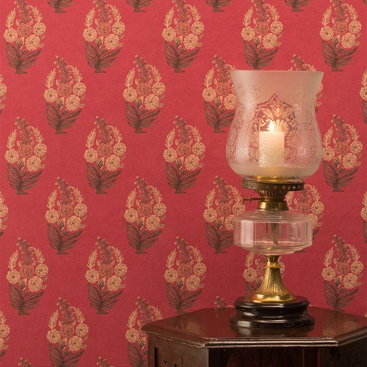 Wallpaper Designs For Bedroom Indian: Sabyasachi For Nilaya Images On