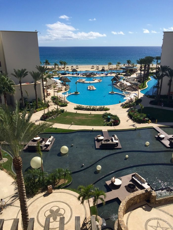 Hyatt Ziva Los Cabos Review of Rooms