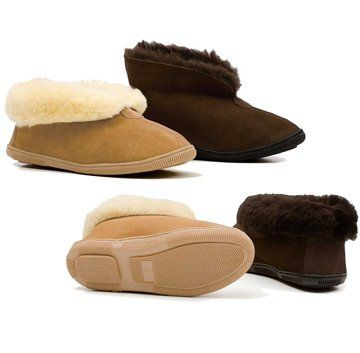 - Sheepskin Ulti-Mate Moccasin Slippers