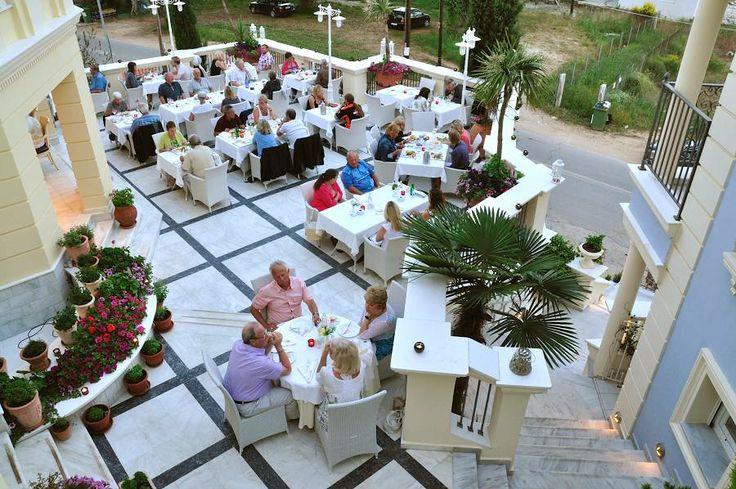 La Terrace restaurant