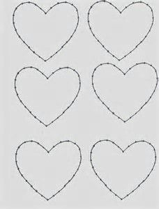 Image result for Free Printable String Art Patterns Heart