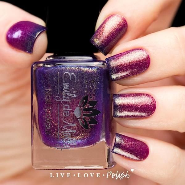 Emily de Molly Stylish Cover Up Nail Polish