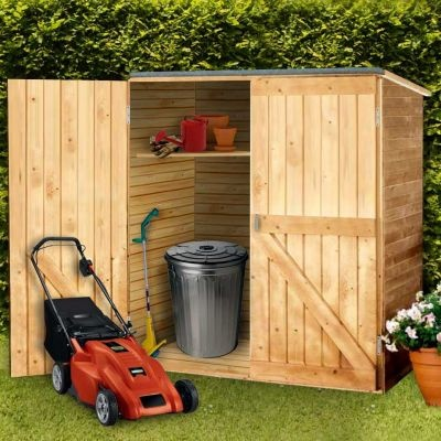 Outdoor Shed 5' * 2.5' $500