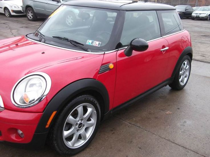2007 Mini Cooper 2dr Hatchback In Toledo OH - First Step Auto Finance