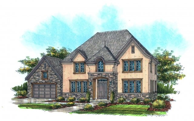 8 best european home plans images on pinterest blueprints for hampton plan by rainey homes malvernweather Gallery