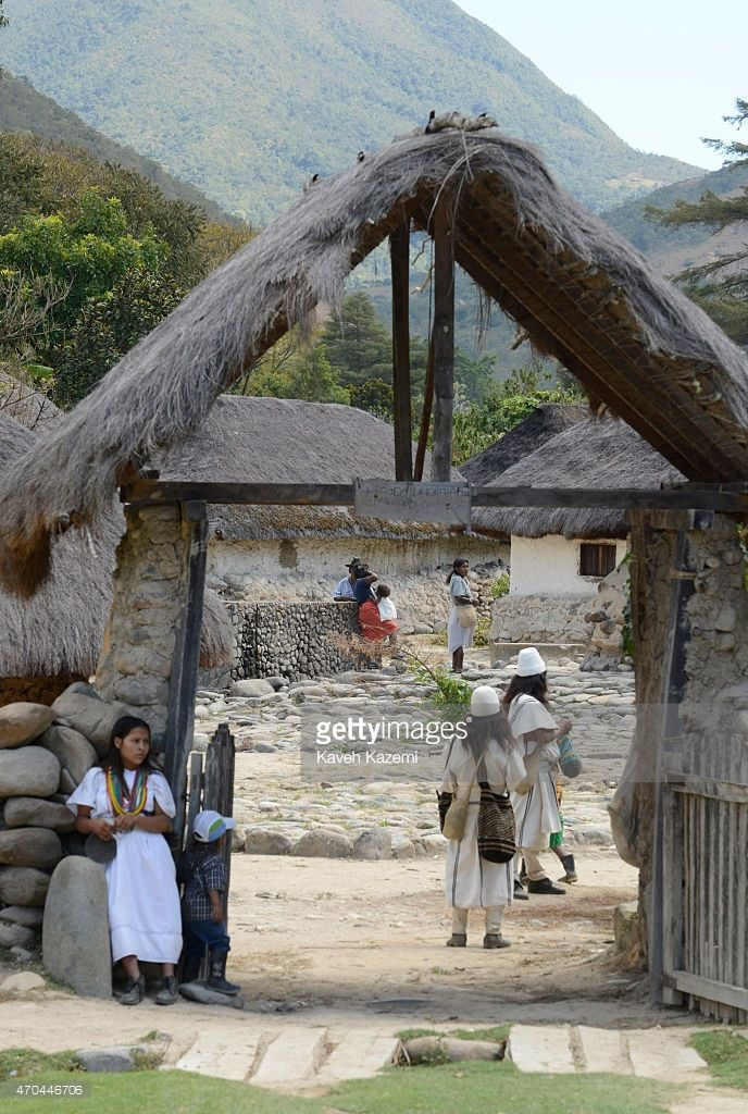 Colombia Nabusimake, Spiritual Center of the Arhuaco tribe
