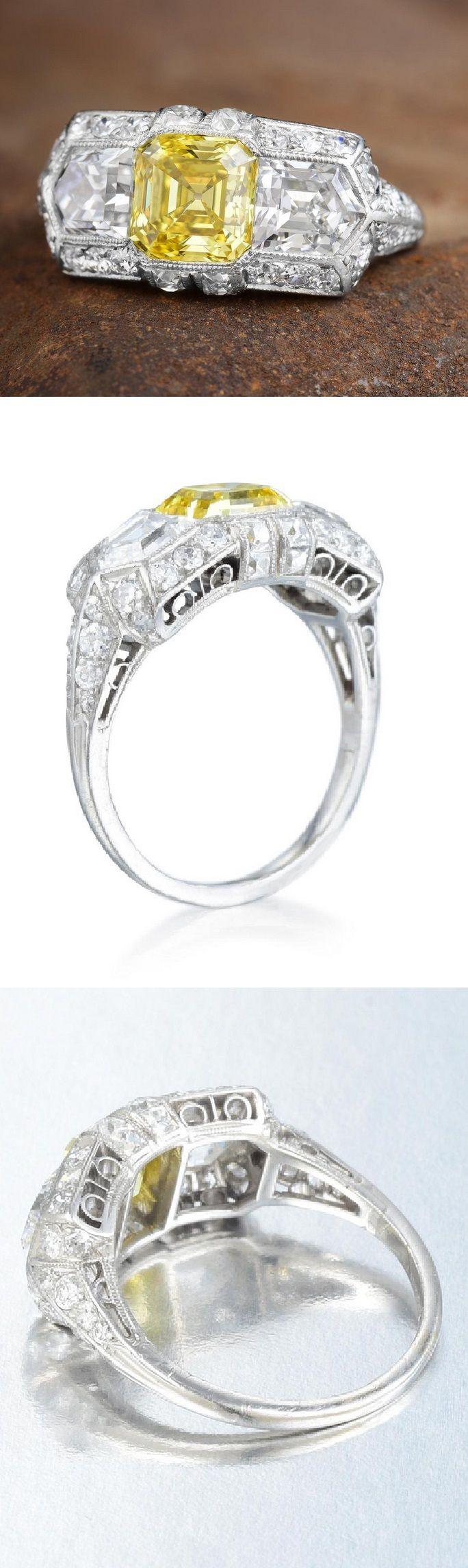 Tiffany & Co.- Art Deco