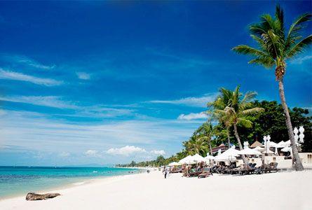 Lamai Beach ... Koh Samui, Thailand (Ko Samui)