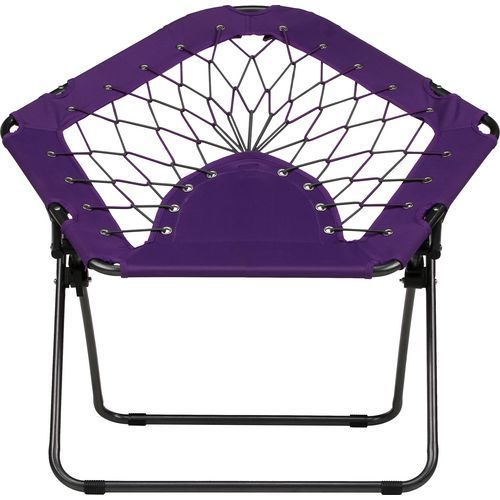 bunjo bungee chair academy aluminum group sports outdoors purple patio furniture accessories collapsible at products folding