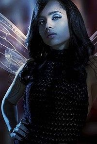Zoë Kravitz as Angel Salvadore in X-Men: First Class. Also appeared in After Earth as Senshi Raige.   http://www.imdb.com/name/nm2368789