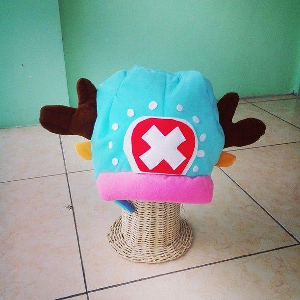 Chopper's hat ~ IDR 90K