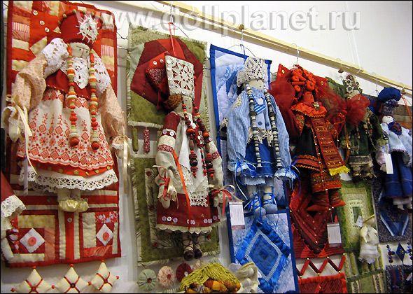 Текстильные куклы лоскутное шитье