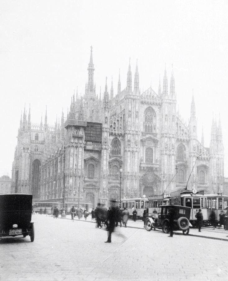 Duomo - anni '20