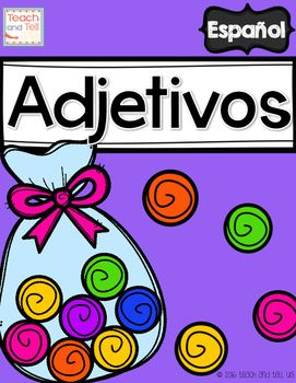 Adjectivos+Adjectives+SpanishAdjectives+Unit+in+Spanish+to+teach+all+about+Adjectives.This+is+the+best+resource+to+supplement+your+adjectives+unit+and+will+make+learning+about+adjectives+so+much+fun!+This+download+includes:+-+Adjetivos+Posters:+2+en+color,+1+en+blanco+y+negro+y+1+para+cuaderno+de+estudiante+en+blanco+y+negro+(2+por+pgina)-+Clasifica+-+3+versiones:+1.