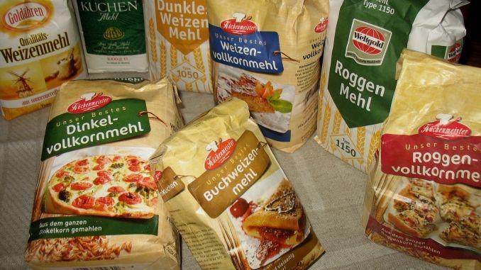 Backfähiges Mehl nur aus den Getreidearten Weizen, Roggen und Dinkel hergestellt werden kann. Mehle von den anderen Getreidearten wie Gerste, Hafer, Hirse oder Mais usw. kann man höchstens zum Backen von flachen Fladenbroten oder Fladenkuchen verwenden.