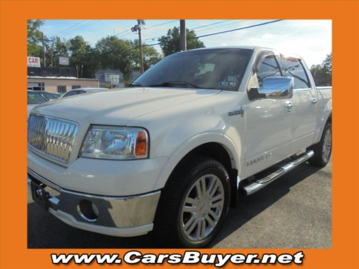 Cars for Sale: Used 2008 Lincoln Mark LT in 4x4, EAST LODI NJ: 07644 Details - Truck - Autotrader