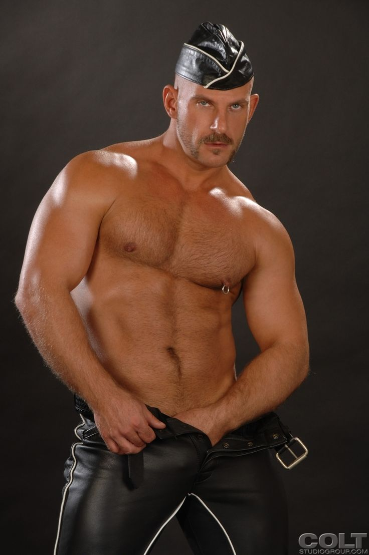 from Grant bear gay leather male