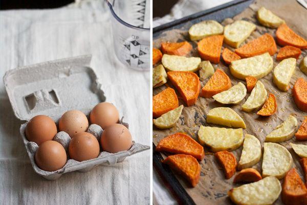 Sweet Potato and Caramelized Onion Frittata | Recipe | Potatoes ...