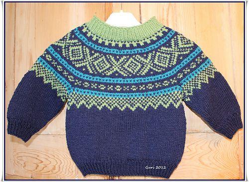 Ravelry: Gurigurimalla's Marius sweater