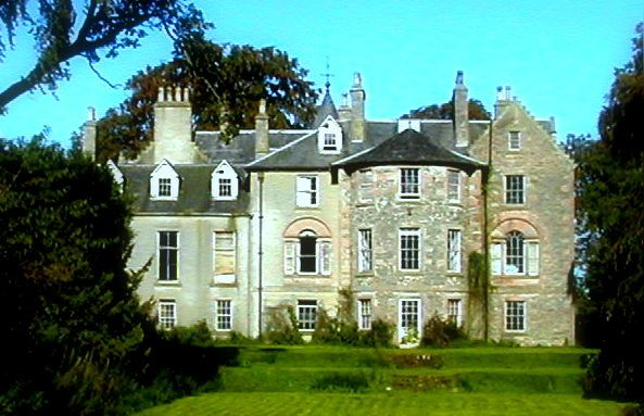 Eastend House Lanarkshire Scotland Early 16th Century