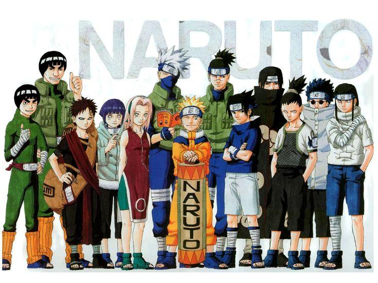 Team.7.full.28408.jpg 770×1,000 pixels Naruto shippuden