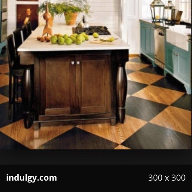 Painted Laminate Floors Hmmm New Idea