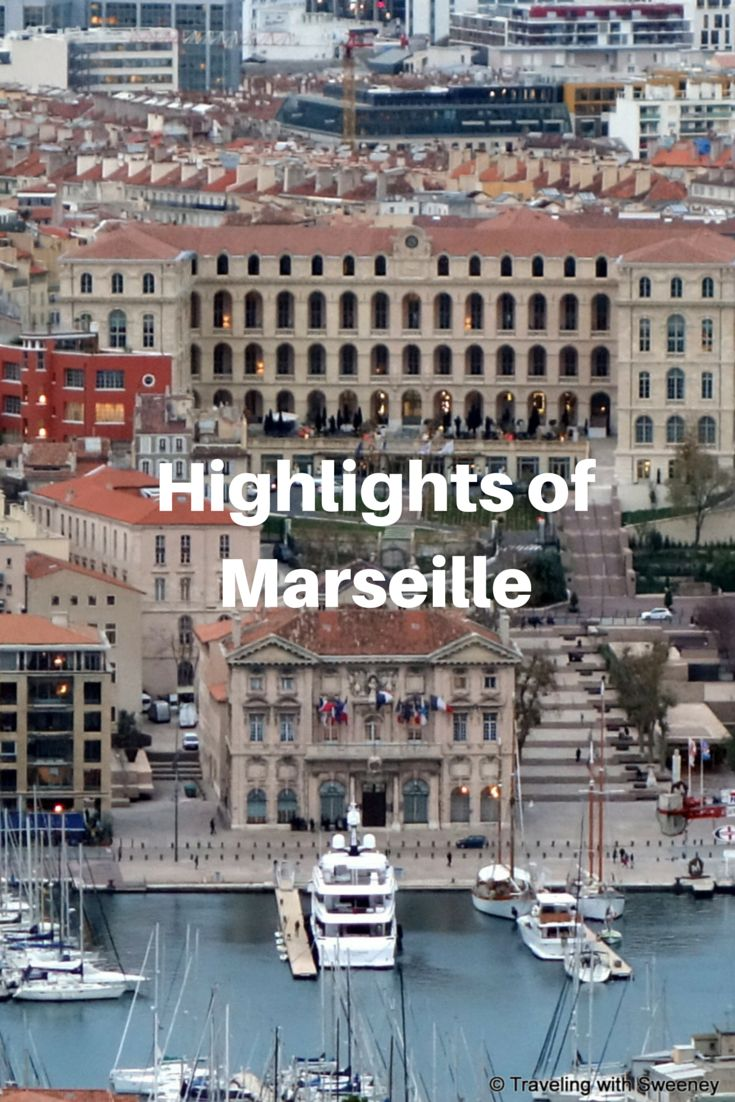 Highlights of Marseille, France - 2013 European Capital of Culture. Explore the historic district, Vieux Port, Basilica Notre Dame de la Garde and more, including luxury accommodations at Hotel Intercontinental Hotel Dieu.