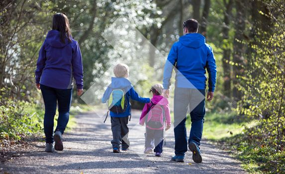 We've always been a fairly active family. When we welcomed Yogi (our Hungarian Vizsla) into the family last year, it gave us an extra incentive to go on more family walks. #Walks #Fitness #Health #KidsAndExercise #DogWalking #Blogger