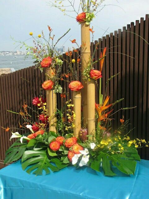 1000 Ideas About Bamboo Centerpieces On Pinterest