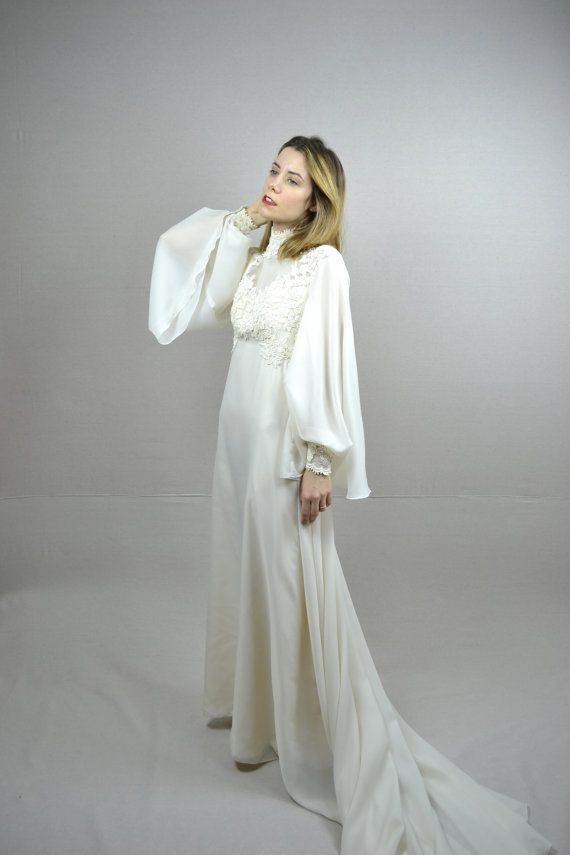 70s wedding dress 1970s wedding dress angelica for 1970 s style wedding dresses