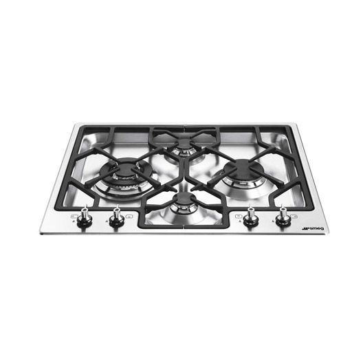 smeg satin stainless steel gas cooktop model for sale at l u0026 m gold star gold coast highway mermaid beach qld donu0027t see the smeg product that you want