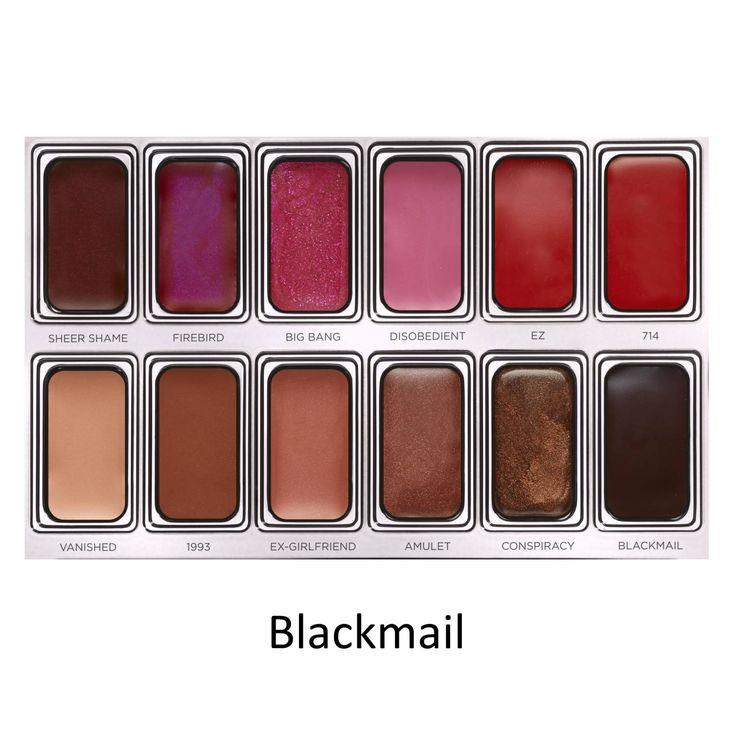Palette Vice Lipstick - Palette de rouges à lèvres de Urban Decay sur Sephora.fr