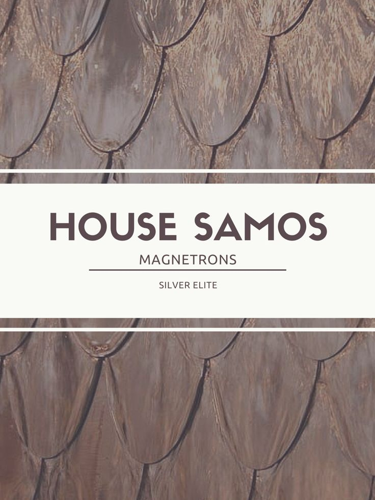 House Samos ✤ Red Queen (Victoria Aveyard)