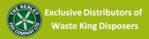 Distributor of Waste King rated the World's best waste disposal unit Visit http://www.waste-disposal-unit.com
