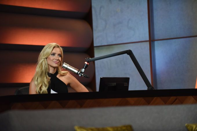 """The Herd"" co-host Kristine Leahy opens up about being on one of the most popular—and controversial—sports talk shows."