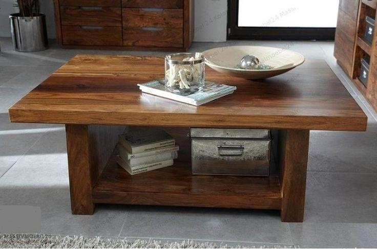 Palisander Holz massiv Couchtisch Sheesham Möbel DUKE #119 Jetzt bestellen unter: https://moebel.ladendirekt.de/wohnzimmer/tische/beistelltische/?uid=b2d8f3c3-2284-5057-885f-3f422747a617&utm_source=pinterest&utm_medium=pin&utm_campaign=boards #beistelltische #wohnzimmer #tische