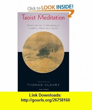 8 best electronic ebook images on pinterest pdf tutorials and book taoist meditation 9781570625671 thomas cleary isbn 10 1570625670 isbn fandeluxe Gallery