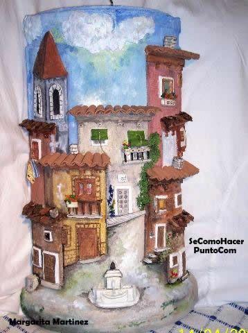 EL MUSEO DE LAS TEJAS !!! - Rêves des Jumelles__Manualidades & Scrap