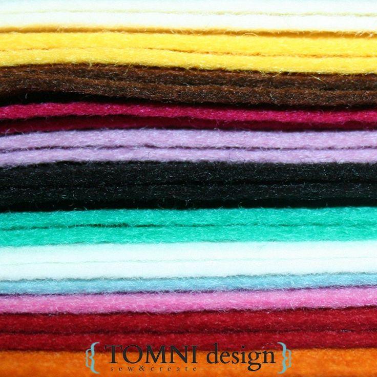 78 Light Tan 100% Merino New Wool Felt - Oeko Tex 100
