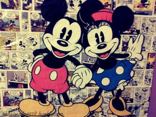 Mickey Mouse antiguo tumblr love - Imagui