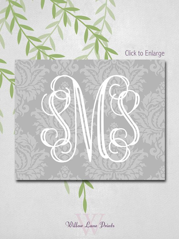 Damask Wedding Reception Decorations Custom Colors and Background design. Options: DIY, Print, Mounted, Image Block, Canvas or Framed!