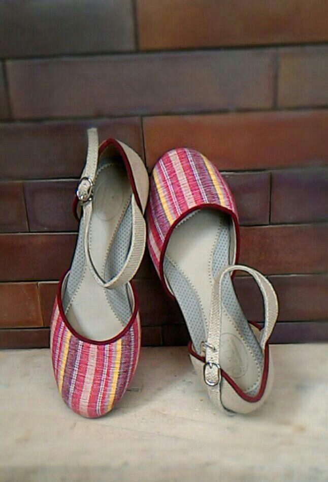 Khaylila Maroon Stripes ● IDR 160 k