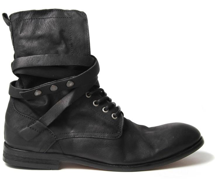 Hudson Shoes | Yorke Black Boot