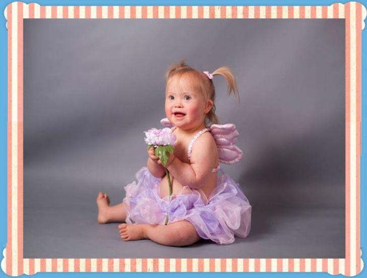 Ζαχαρένιες μανούλες παιδιών με Σύνδρομο Down