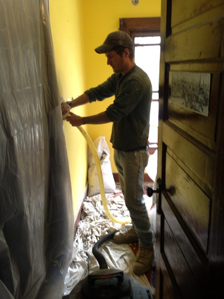 Insulating Walls From The Inside : Images about wall insulation on pinterest