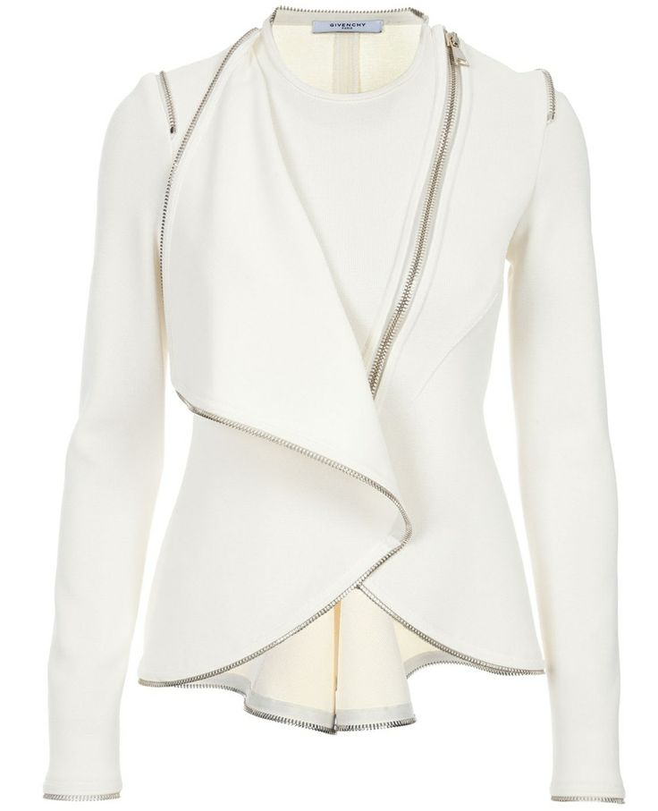 Very similar to my cream soft leather coat/jacket from ITALY  jacket - Givenchy