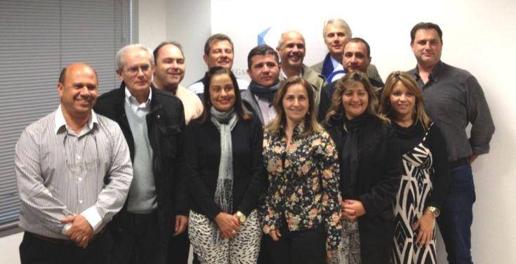Il 20 novembre un gruppo di esperti e funzionari brasiliani di Sebrae ha incontrato in Legacoop il direttore del Consorzio Quarantacinque Fabrizio Montanari e il responsabile delle cooperative sociali di Legacoop Reggio Emilia Carlo Possa.