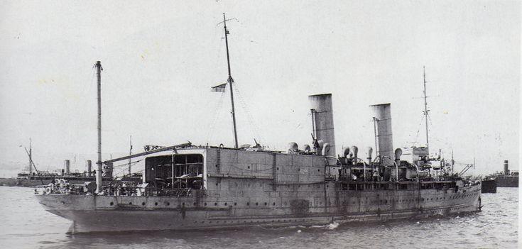 HMS Ben-My-Chree: The \