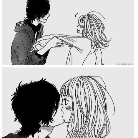 1000 Images About Love♡ On Pinterest Anime Love Couple